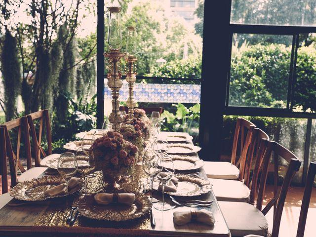 El matrimonio de Felipe y Tatiana en Chía, Cundinamarca 7