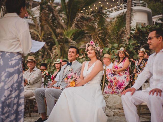 El matrimonio de Camilo y Laura en Santa Marta, Magdalena 2