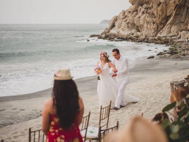 El matrimonio de Camilo y Laura en Santa Marta, Magdalena 3