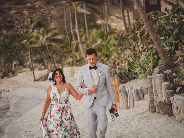 El matrimonio de Camilo y Laura en Santa Marta, Magdalena 5