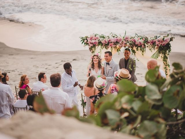 El matrimonio de Camilo y Laura en Santa Marta, Magdalena 6