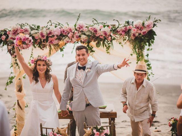 El matrimonio de Camilo y Laura en Santa Marta, Magdalena 8
