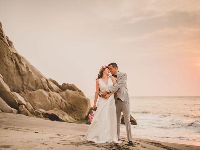 El matrimonio de Laura y Camilo