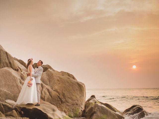El matrimonio de Camilo y Laura en Santa Marta, Magdalena 9