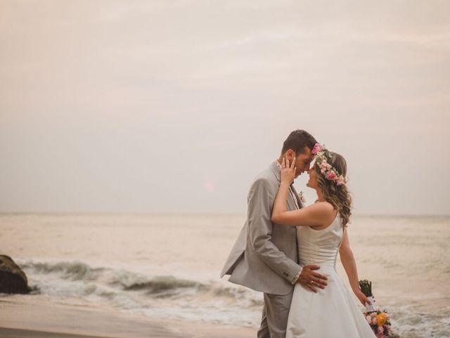 El matrimonio de Camilo y Laura en Santa Marta, Magdalena 1