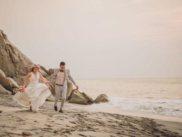 El matrimonio de Camilo y Laura en Santa Marta, Magdalena 10