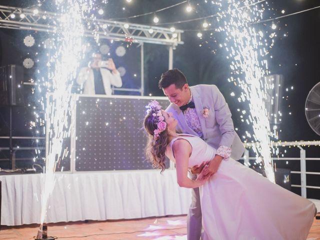 El matrimonio de Camilo y Laura en Santa Marta, Magdalena 11