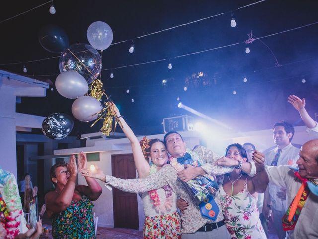 El matrimonio de Camilo y Laura en Santa Marta, Magdalena 13