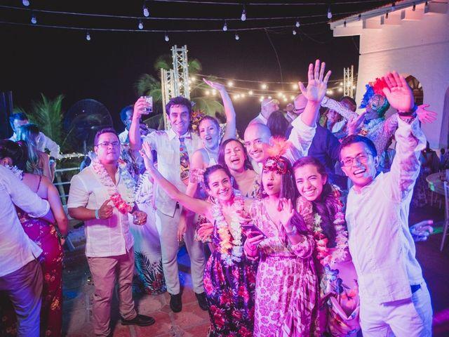 El matrimonio de Camilo y Laura en Santa Marta, Magdalena 14