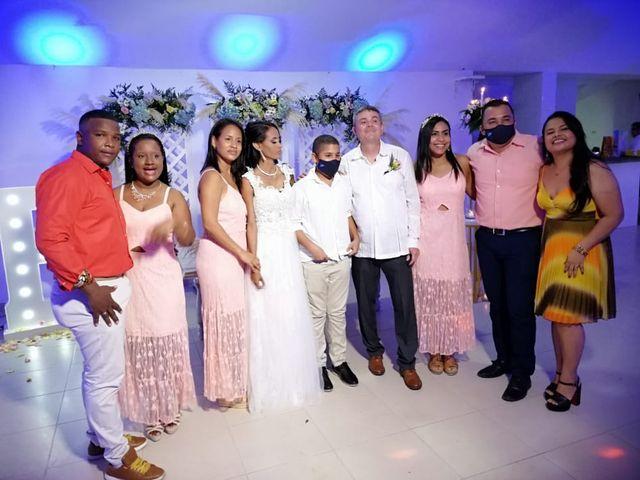 El matrimonio de Yorjanis  y Mario  en Cartagena, Bolívar 2