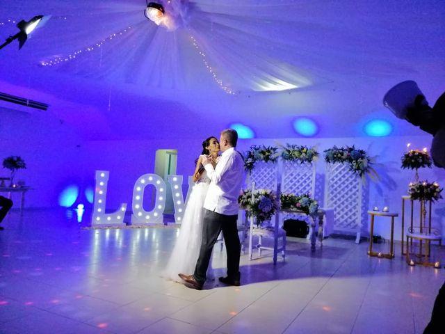 El matrimonio de Mario  y Yorjanis
