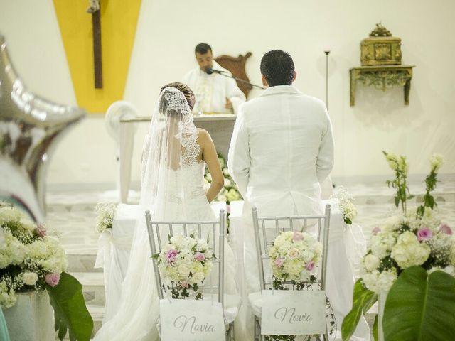 El matrimonio de Eiver y Leiny en Montería, Córdoba 12
