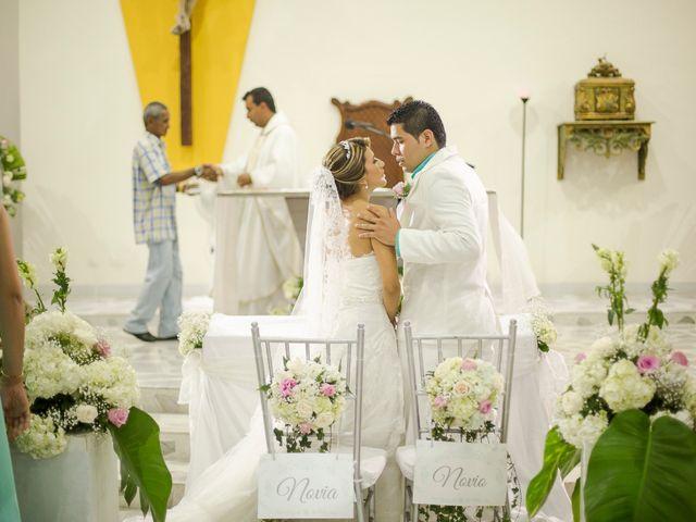 El matrimonio de Eiver y Leiny en Montería, Córdoba 39