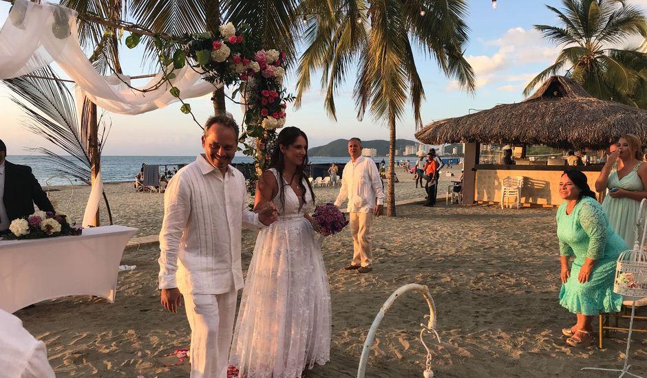 El matrimonio de Alejandro y Jenny en Santa Marta, Magdalena