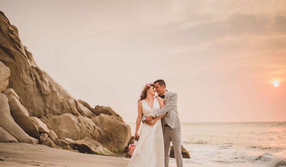 El matrimonio de Camilo y Laura en Santa Marta, Magdalena