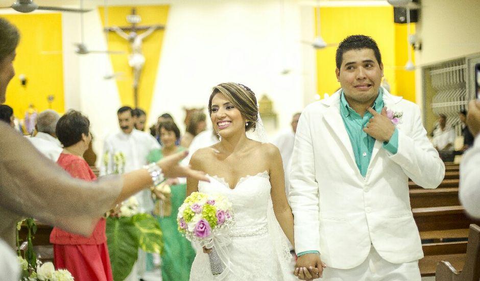 El matrimonio de Eiver y Leiny en Montería, Córdoba