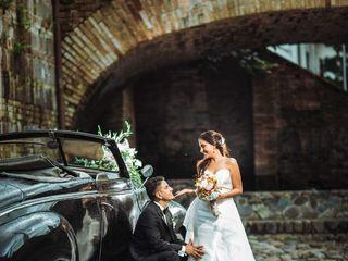 El matrimonio de Ana Isabel y Jose Fernando  1