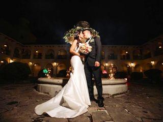 El matrimonio de Ana Isabel y Jose Fernando