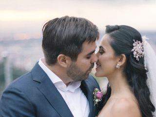 El matrimonio de Catalina y Juan Manuel 1