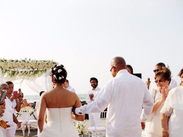 El matrimonio de Benjamin y Pilar en Cartagena, Bolívar 13