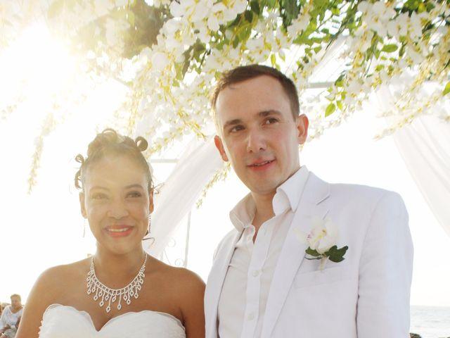El matrimonio de Benjamin y Pilar en Cartagena, Bolívar 16