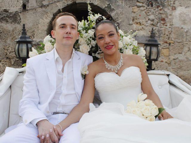 El matrimonio de Benjamin y Pilar en Cartagena, Bolívar 20