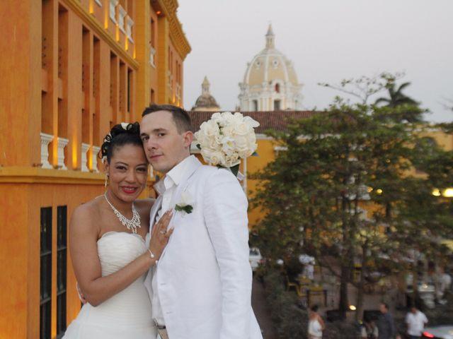 El matrimonio de Benjamin y Pilar en Cartagena, Bolívar 21