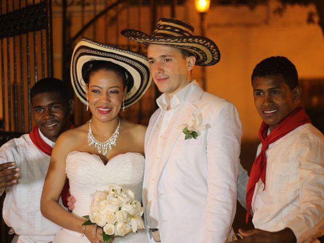 El matrimonio de Benjamin y Pilar en Cartagena, Bolívar 25