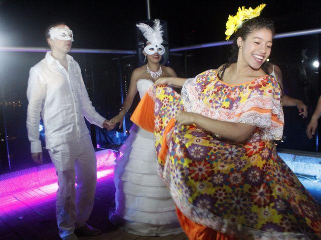 El matrimonio de Benjamin y Pilar en Cartagena, Bolívar 26