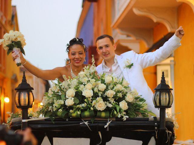 El matrimonio de Benjamin y Pilar en Cartagena, Bolívar 31