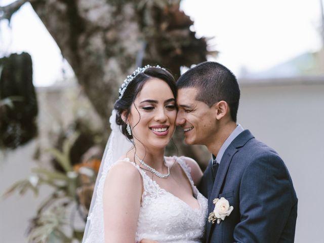 El matrimonio de Laura y Jheyson