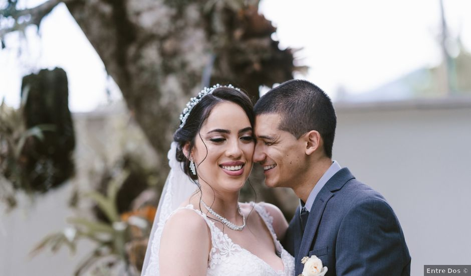 El matrimonio de Jheyson y Laura en Medellín, Antioquia