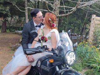 El matrimonio de Laura y Juan Camilo