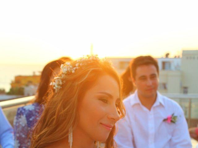 El matrimonio de Liliana y Jose Luis