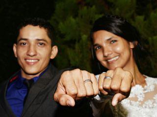 El matrimonio de Daimar  y Luis Daniel  1
