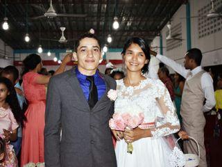 El matrimonio de Daimar  y Luis Daniel  3
