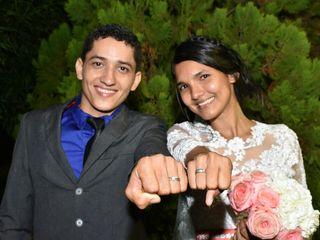 El matrimonio de Daimar  y Luis Daniel