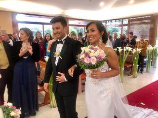 El matrimonio de Alejandra y Dennys 1