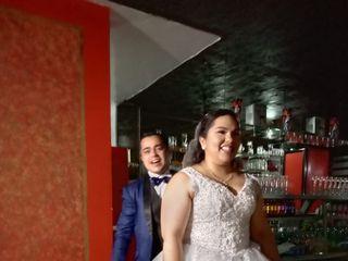 El matrimonio de Ivone Carolina  y Alfredo  1