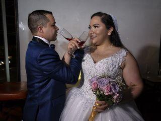 El matrimonio de Ivone Carolina  y Alfredo