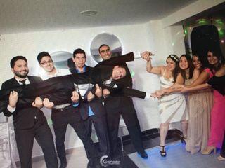 El matrimonio de Sandra y Gustavo 1