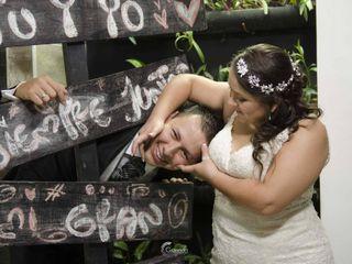 El matrimonio de Sandra y Gustavo 3