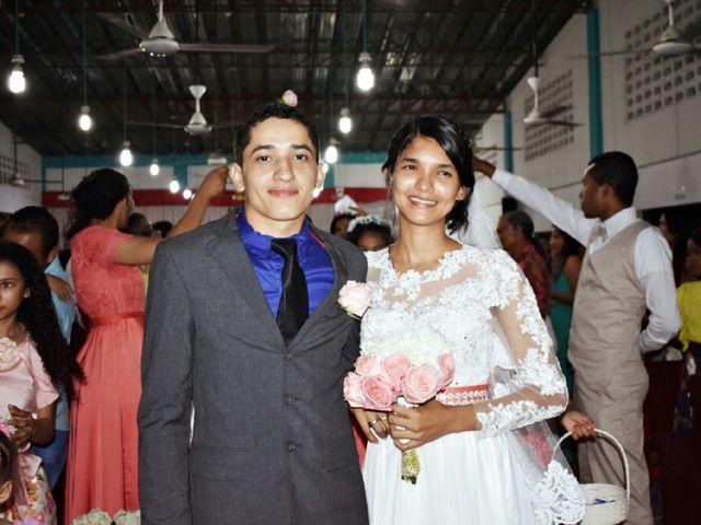 El matrimonio de Luis Daniel  y Daimar  en El Copey, Cesar 2
