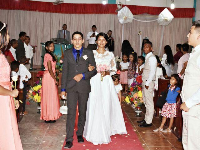 El matrimonio de Luis Daniel  y Daimar  en El Copey, Cesar 6