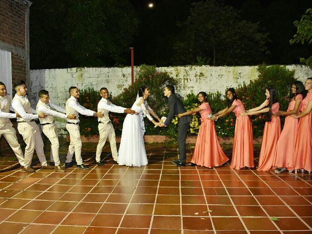 El matrimonio de Luis Daniel  y Daimar  en El Copey, Cesar 32