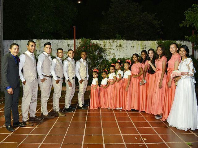 El matrimonio de Luis Daniel  y Daimar  en El Copey, Cesar 33