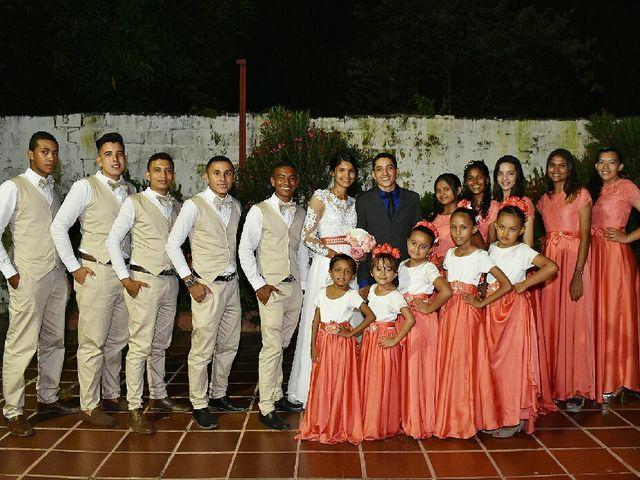El matrimonio de Luis Daniel  y Daimar  en El Copey, Cesar 34