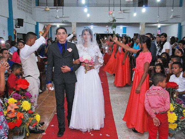 El matrimonio de Luis Daniel  y Daimar  en El Copey, Cesar 64