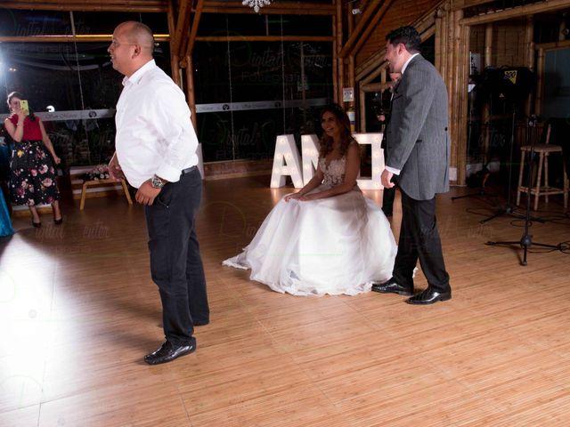 El matrimonio de Jeison  y Paola Andrea en Cota, Cundinamarca 3