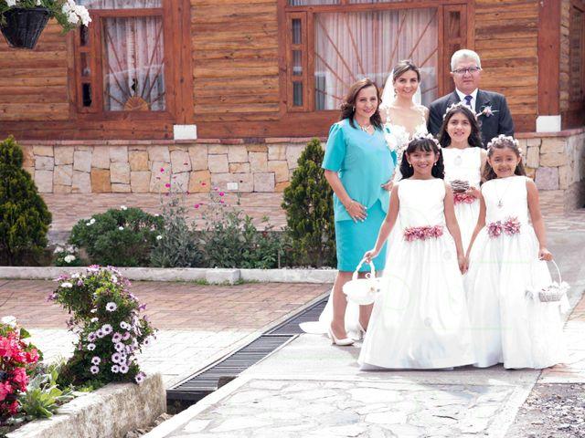 El matrimonio de Jeison  y Paola Andrea en Cota, Cundinamarca 6
